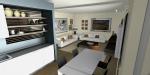 soggiorno visto dalla cucina