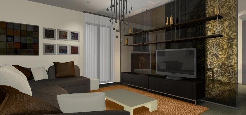 una parete vetrata per il soggiorno   architetto facile - Parete Vetrata Soggiorno