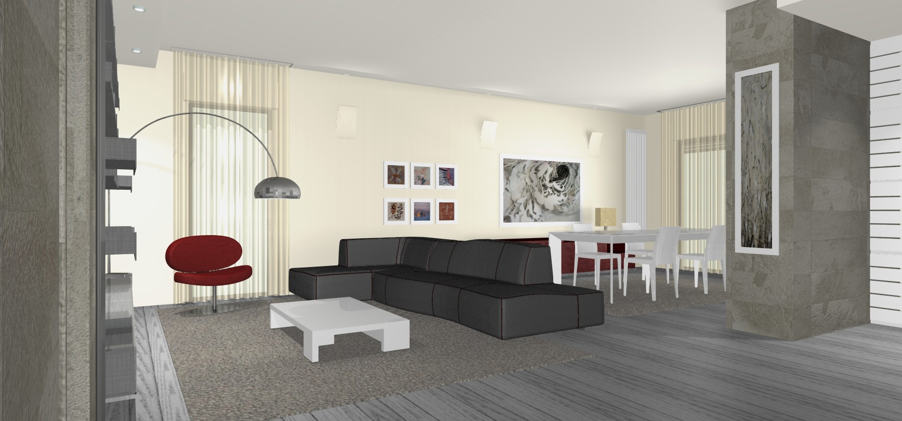 Design e modernit a roma architetto facile for Foto di design moderno