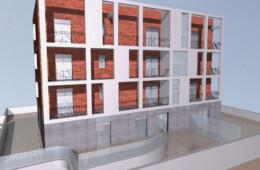 """Edificio Residenziale """"C"""""""